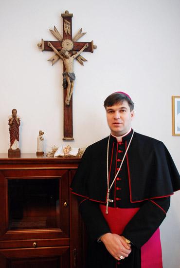 Džiugi žinia! Panevėžio vyskupija turi naują vyskupą!