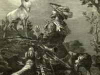 Šv. Hubertas. Medžiotojų dangiškojo globėjo diena
