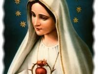 Gegužės mėnuo skirtas Švč. M. Marijai