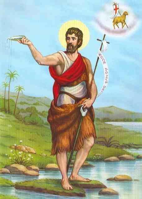 Švč. Jėzaus Širdis ir Šv. Jono Krikštytojo Gimimas