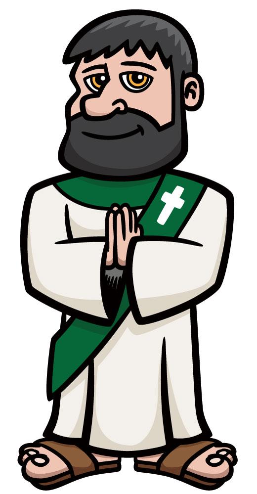 Tarnystę parapijoje baigia diakonas Dainius