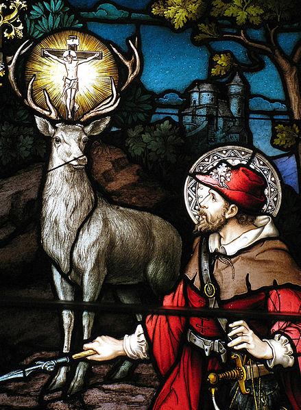 Šv. Hubertas. Medžiotojų globėjo diena