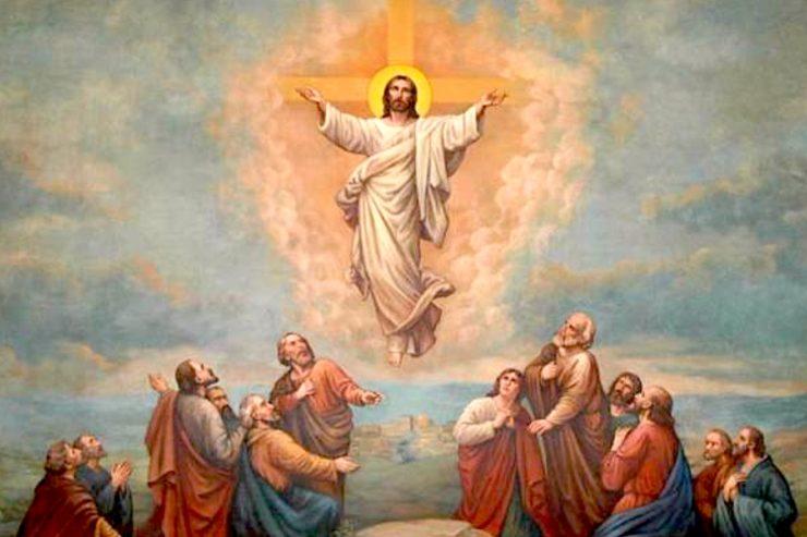 Brangūs parapijiečiai, Kristus prisikėlė! Aleliuja!