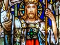 Kristaus Karaliaus iškilme užbaigiame liturginius metus.